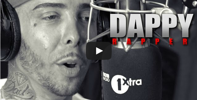 BRITHOPTV- [Freestyle Video] Dappy (@TheDappy) – ' #FireInTheBooth' [@CharlieSloth] I #UKRap #UKHipHop