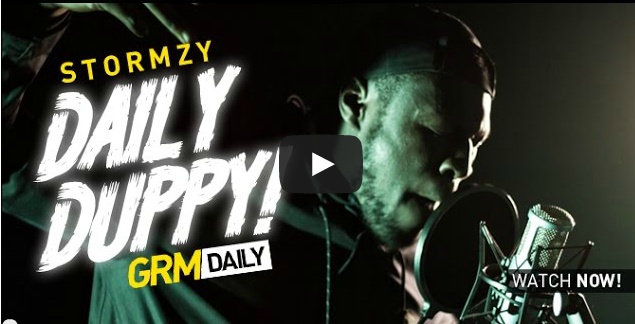 BRITHOPTV- [Freestyle Video] Stormzy (@Stormzy1) – ' #DailyDuppy' [ S_04 EP_07] Part One I #UKRap #UKHipHop