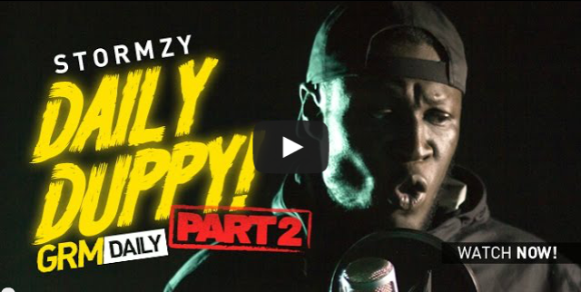 BRITHOPTV- [Freestyle Video] Stormzy (@Stormzy1) – ' #DailyDuppy' [ S_04 EP_07] Part Two I #Grime