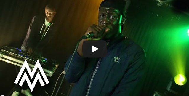 BRITHOPTV- [Live Performance] Stormzy (@Stormzy1) – 'Not That Deep' (REFIX) #MOBOLiveSeries [S2_Ep4] I #Grime #UKRap