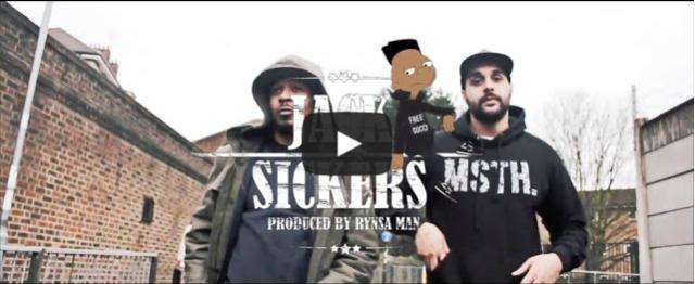 BRITHOPTV- [Music Video] Grim Sickers X Nasty Jack (J@GRIMSICKERS1 @NASTYJACK) – 'Jack Sickers' [@LAHMEDIAUK] I #Grime #UKRap