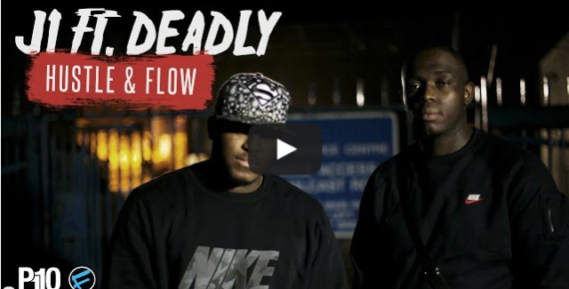 'BRITHOPTV- [Music Video] J1 (@J1Stayfresh) – 'Hustle & Flow Ft_ Deadly (@DeadlyFresh)' I #Grime.