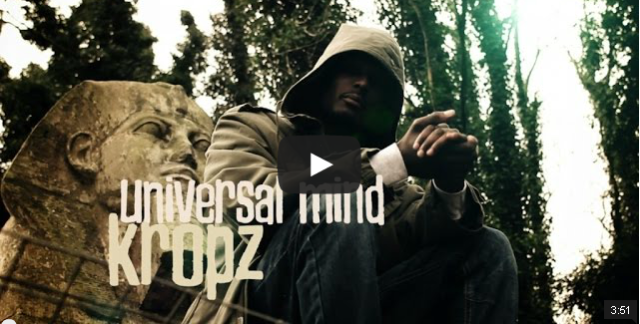 BRITHOPTV- [Music Video] Kropz (@KropzMusic) – 'Universal Mind' I #UKRap #UKHipHo