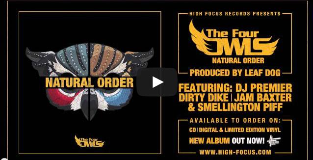 BRITHOPTV- [New Music] The Four Owls (@TheFourOwls) – 'Control' [@HighFocusUK] I #UKRap #UKHipHop