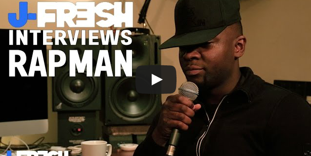 BRITHOPTV- [Video Interview] RAPMAN (RealRapman) on his track 'Hope', US Rap Levels Dropping, & Making £ from Music [@JFreshOfficial] - #UKRap #UKHipHop.