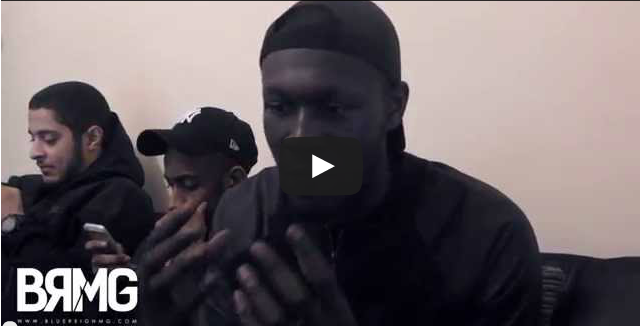 BRITHOPTV- [Video Interview] Stormzy (@Stormzy1) talks 'Know Me From', Giggs (@OfficialGiggs), Lethal Bizzle (@LethalBizzle), Support From The Scene + Mo