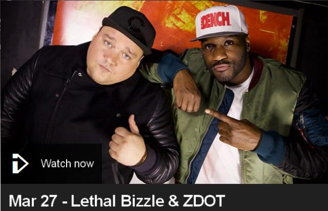 BRITHOPTV: [Web Show] Charlie Sloth's (@CharlieSloth) Rap UP [S1: E04] : | @LethalBizzle @Zdotproductions @AmandaMellid | [@BBCR1] | #HipHop #Rap #Grime