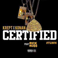 BRITHOPTV: [Music Video] Krept & Konan (@KreptPlaydirty & KonanPlayDirty) - 'Certified Ft. Rick Ross (@RickyRozay)' (Lyric video) | #UKRap #UKHipHop Grime