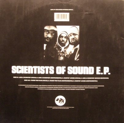 BRITHOPTV: [Old Skool Track Of The Day] Scientists Of Sound - 'Bustin' Loose' [1992] | #UKRap #UKHipHop