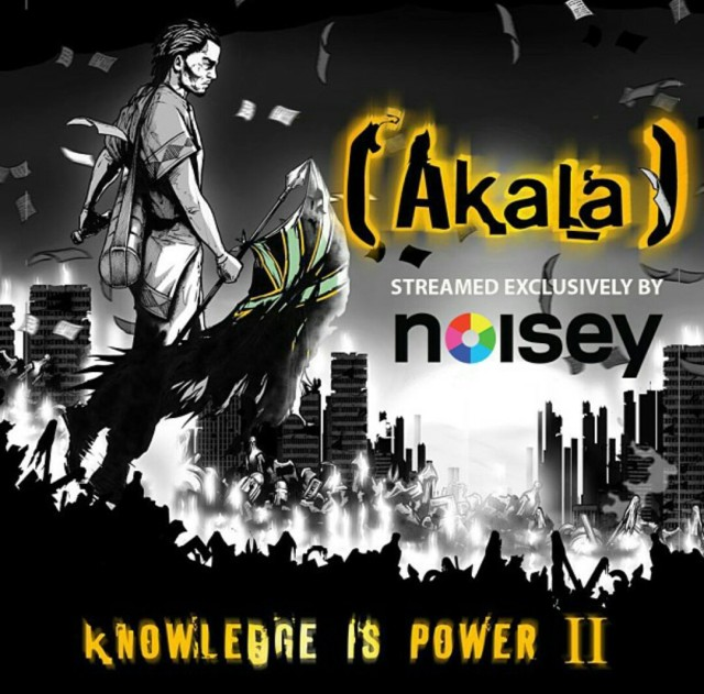 BRITHOPTV: [News] Akala (@AkalaMusic) - 'Know Is Power Vol.2' available to stream ahead of release | #UKRap #UKHipHop