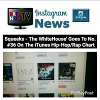BRITHOPTV: [News] Squeeks (@SqueeksTP) - 'The Whitehouse' Goes To No. #36 On the iTunes Hip-Hop/Rap Chart | #UKRap #MusicNews