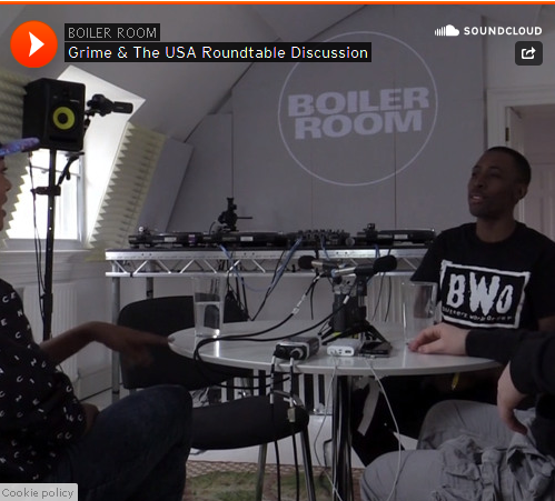 BRITHOPTV: [Podcast] @BoilerRoomTV Grime & The USA Roundtable Discussion: @DJLoganSama @SianAnderson @Eli1ah| #Grime #HipHop