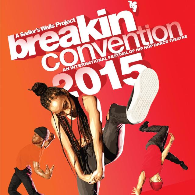 BRITHOPTV: [Event] Breakin Convention 2015:  International Festival Of Hip-Hop Dance Theatre, Sat May 2 - Sun May 3  | #HipHop #Dance #Theatre