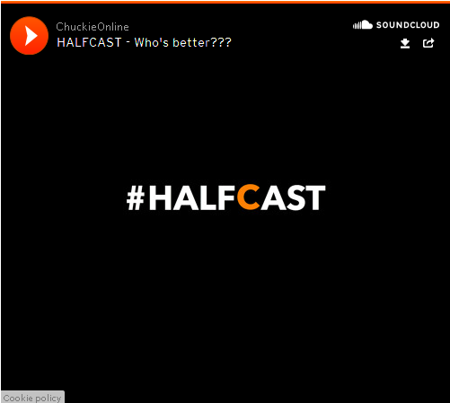 BRITHOPTV: [Podcast] Chuckie (@ChuckieOnline) & Poet (@PoetUK) - #HALFCAST - Who is better??? | #Grime #HipHop #Podcast