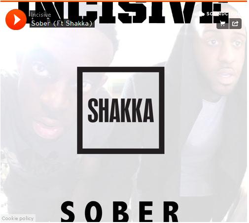 BRITHOPTV: [New Music] Incisive (@Incisive1) - 'Sober Ft. Shakka (@IamShakka)'| #UKRap #UKHipHop