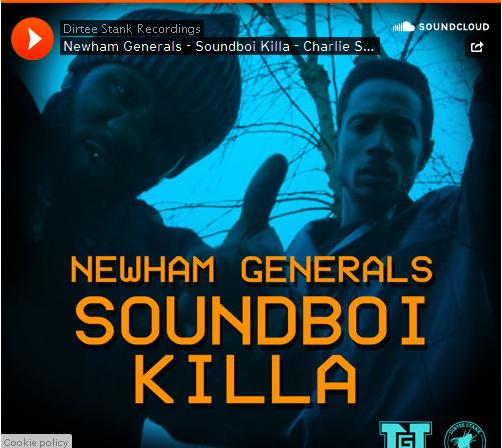 BRITHOPTV: [New Music] Newham Generals (@NewhamGenerals @Footsie @DDoubleE7) - 'Soundboi Killa' (Prod @ToddlaT) | #Grime #Dub