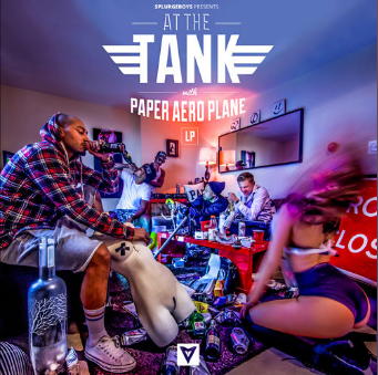 BRITHOPTV: [New Release] Paper Aero Plane  (@SplurgeBoys @SnowyDanger  @JamesPykeMusic) - 'At The Tank LP' OUT NOW! [Rel. 03/04/15] | #Grime #UKRap #UKHipHop