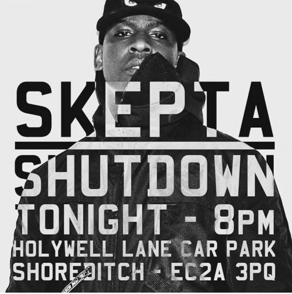 BRITHOPTV: [News] Skepta To Hold Free #Shutdown Party Tonight | #Music #MusicNews