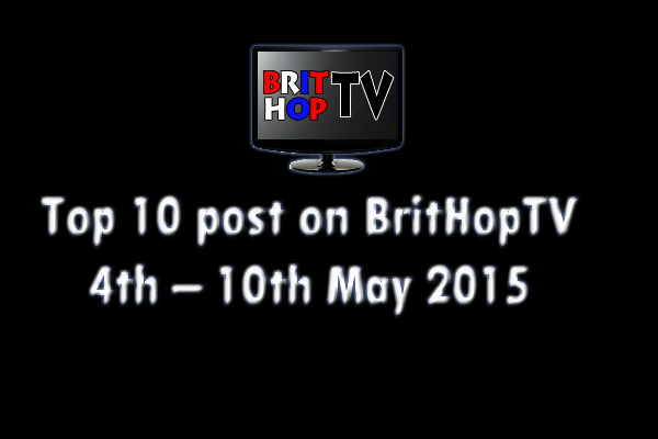 BHTV Top 4th - 10th  May 2015