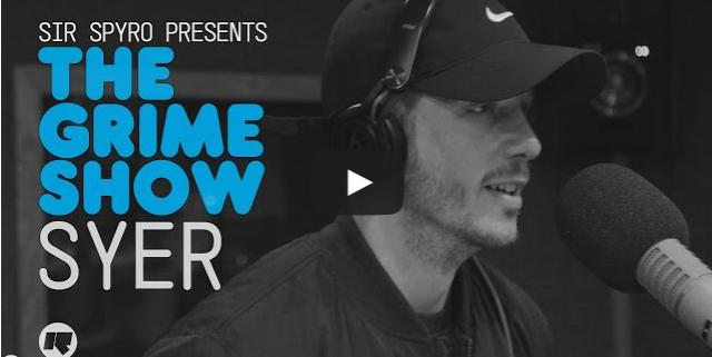 BRITHOPTV- [Video Set] Syer (@iamsyer) on Sir Spyro (@SirSpyro) #GrimeShow [@RinseFM] I #Grime