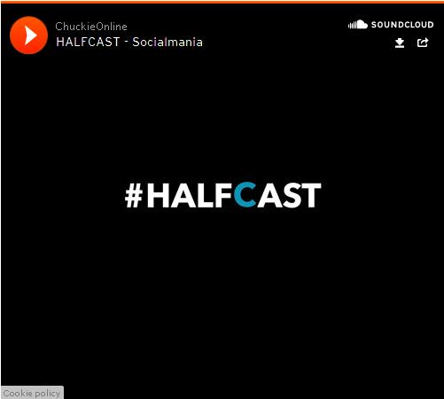 BRITHOPTV: [Podcast] Chuckie (@ChuckieOnline) & Poet (@PoetUK) - #HALFCAST -  Socialmania | #HipHop #Podcast