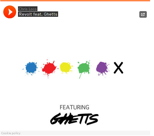 BRITHOPTV: [New Music] Chris Loco (@ChrisLoco_) - 'Revolt Ft. Ghetts (@JClarke_Ghetts)' | #Grime #UKRap