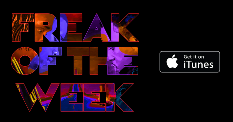 Freak Of The Week Banner