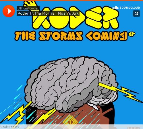 BRITHOPTV: [New Music] Koder (@OfficialKoder) - 'Noah's Ark Ft. Pias Morris (@Pia_Morris)' | #UKRap