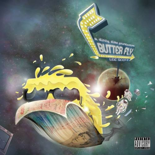 BRITHOPTV: [New Release] Lee Scott (@tinfoilfronts) - 'Butter Fly'   Album OUT NOW! [Rel. 27/04/15] | #UKRap #UKHipHop