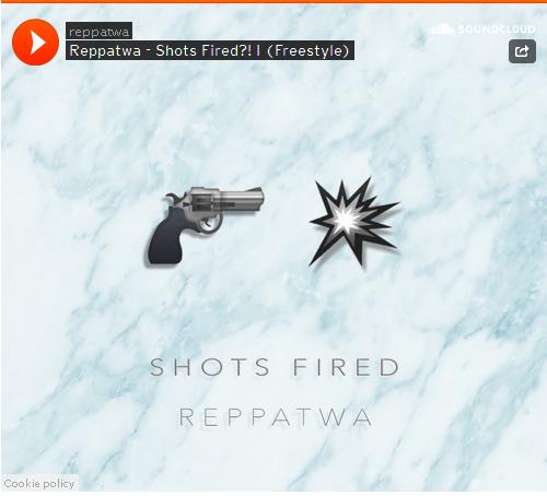 BRITHOPTV: [New Music] Reps Reppatwa  (@repsREPPATWA) - 'Shots Fired' | #UKRap #UKHipHop