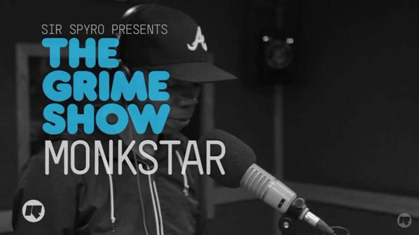 BRITHOPTV: [Video Set] Monksta on Sir Spyro (@SirSpyro) #GrimeShow [@RinseFM] | #Grime