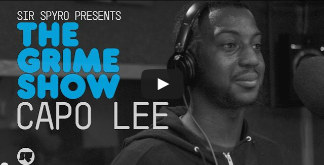 BRITHOPTV- [Video Set] Capo Lee (@CapoLee) on Sir Spyro (@SirSpyro) #GrimeShow [@RinseFM] I #Grime