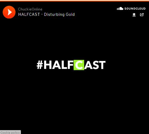 BRITHOPTV: [Podcast] Chuckie Online (@ChuckieOnline) & Poet (@PoetsCornerUK) - #HALFCAST -  Disturbing Gold | #Grime #HipHop #Podcast