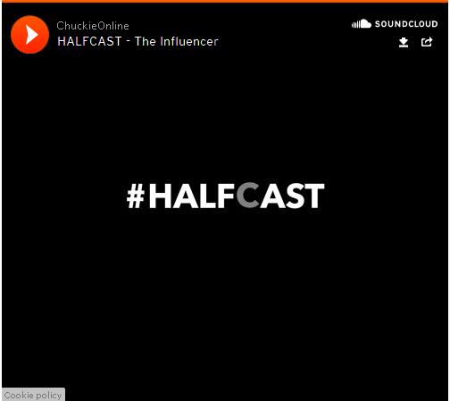 BRITHOPTV: [Podcast] Chuckie (@ChuckieOnline)  & Poet (@PoetCornersUK) - #HALFCAST -  The Influencer  [Guest: @Snipstweets]   #HipHop #Podcast