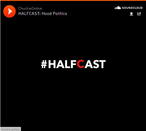 BRITHOPTV: [Podcast] Chuckie (@ChuckieOnline)  & Poet (@PoetCornersUK) - #HALFCAST -  Hooot Politics | #HipHop #Podcast