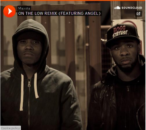 BRITHOPTV: [New Music] Maxsta (@itsMaxsta) - 'On The Low Remix feat. Angel (@ThisIaAngel)' | #Grime #UkRap