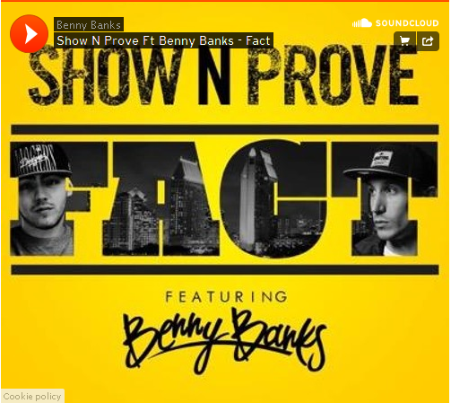BRITHOPTV: [New Music] Show N Prove (@ShowNProveUK) - 'Fact Ft. Benny Banks (@MrBennyBanks)' | #Grime #UKRap