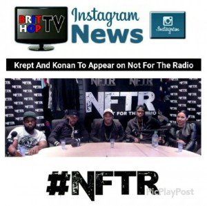 BRITHOPTV: [News] Krept And Konan To Appear On Not For The Radio | #UKRap #MusicNews