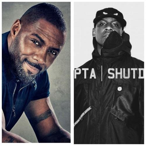 BRITHOPTV: [News] Award winning actor, Idris Alba Sprays Down on Skepta - 'Shutdown' Remix | #Grime #MusicNewsws