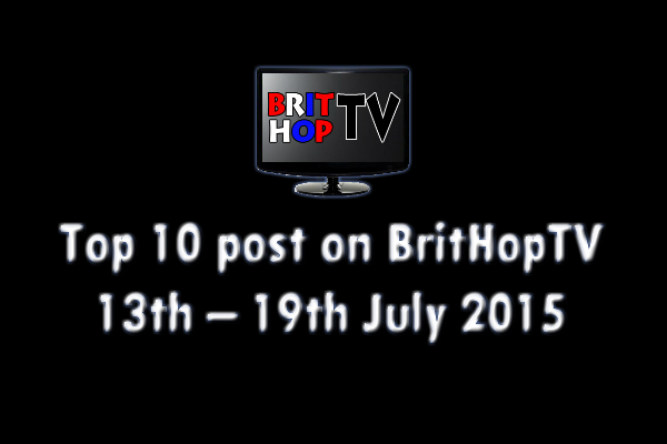 BHTV Top July 13th -19th 2015