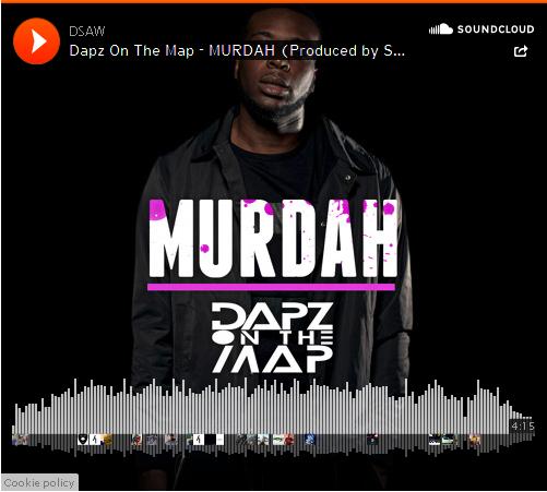 BRITHOPTV: [New Music] Dapz On The Map (@Dapzonthemap) - 'Murdah' (Prod. by  @SwiftaBeater) | #Grime