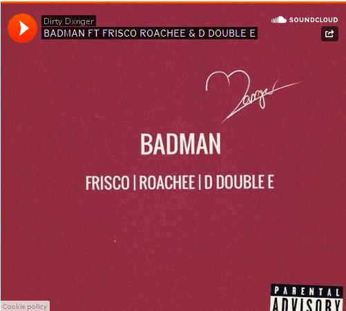 BRITHOPTV: [New Music] Dirty Dxnger (@dirtydxnger) - 'Badmnan Ft. Frisco (@BigFris), Roachee (@RoachMaterial), & D Double E (@DDoubleE7)' | #Grime