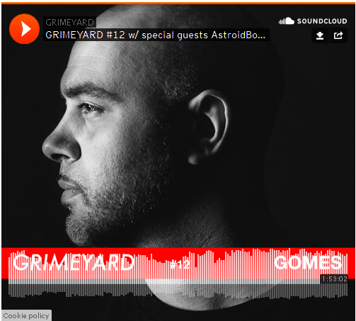 BRITHOPTV: [Radio Show] GrimeYard (@TheGrimeYard) Radio Show: 28th July 2015: Astroid Boys And Gomes [ @JUIZENL] | #Grime