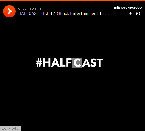 BRITHOPTV: [Podcast] Chuckie Online (@ChuckieOnline) & Poet (@PoetsCornerUK) - #HALFCAST -  'B.E.T (Black Entertainment Tarnished) | #Grime #HipHop #Podcast