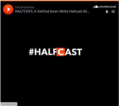 Halfcast settled Down Halfcast N