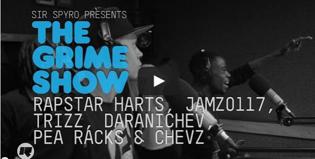 BRITHOPTV- [Video Set] Jamz 0117 (@Jamz0117) , Trizz (@TrizzCT), Daranichev (@DaraniChev) Rapstar Harts (@RapStarHart)& More on @SirSpyro #GrimeShow [@R