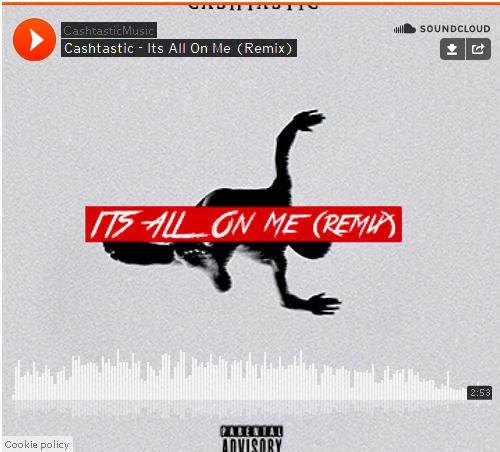 BRITHOPTV: [New Music] Cashtastic (@CashtasticMusic) - 'It's All On Me (Remix)' | #UKRap #UKHipHop