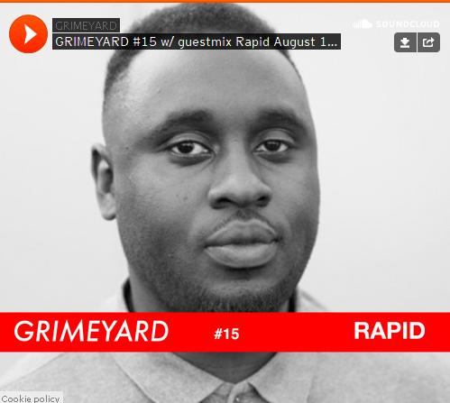 BRITHOPTV: [Radio Show] GrimeYard (@TheGrimeYard) Radio Show: 18th August 2015: Prince Rapid (@PrinceRapid) [@JUIZENL] | #Grime