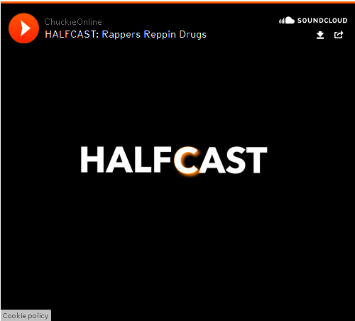 BRITHOPTV: [Podcast] Chuckie Online (@ChuckieOnline)  & Poet (@PoetsCornersUK) - #HALFCAST -  Rappers Reppin Drugs | #HipHop #Podcast