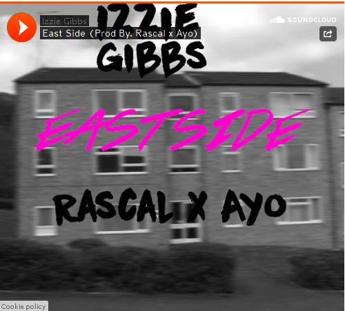 BRITHOPTV: [New Music] Izzie Gibbs (@Izzie Gibbs) - 'Eastside' (Prod. @IamRascal_ x @AYOtheproducer) | #UKRap #Grime